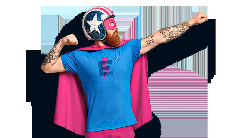 EKB Energie - Superheld