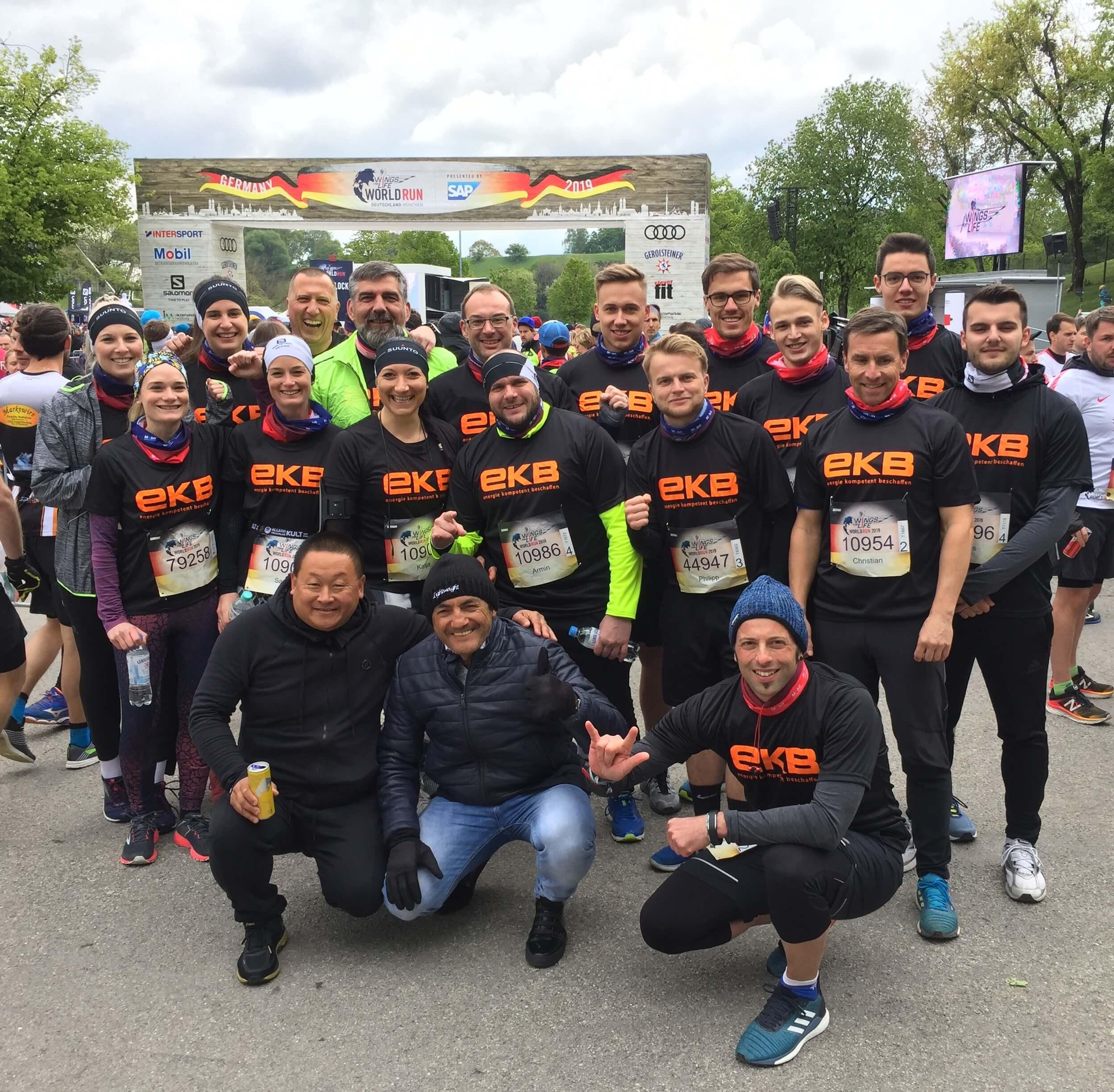 EKB Wings for Life World Run