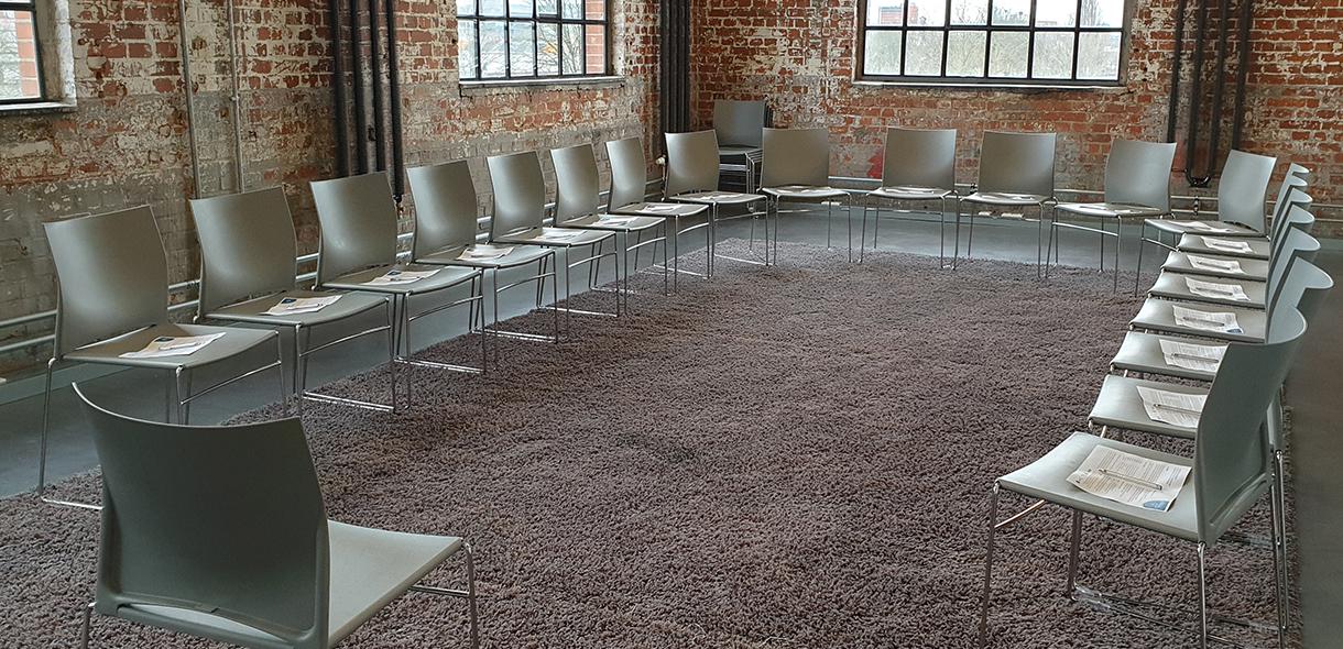 Round Table Stuhlkreis