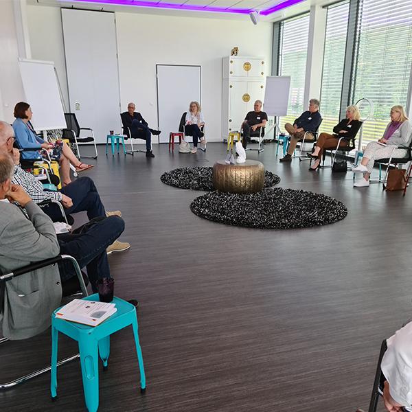 Round-Table-Gesprächsrunde